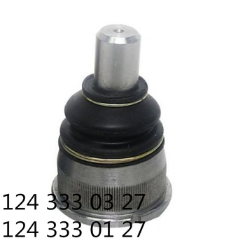 O For Mercedes Benz R129 SL280 300 320 500 W201 190 Ball Joint Suspension 124 333 03 27 124 333 01 27 image