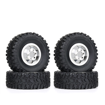 Upgraded metal Wheel WPL FJ40 C14 C24 B14 B24 B16 B36 RC Car 1/16 4WD 2.4G Military Buggy Crawler Off Road Vehicle Models Parts metal op fitting accessories spare parts for 1 16 wpl b14 b16 b24 c14 c24 b36 rc truck