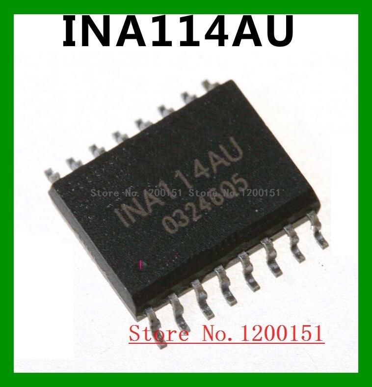 INA2128U INA2128UA INA114AU MPC508AU SOP-16