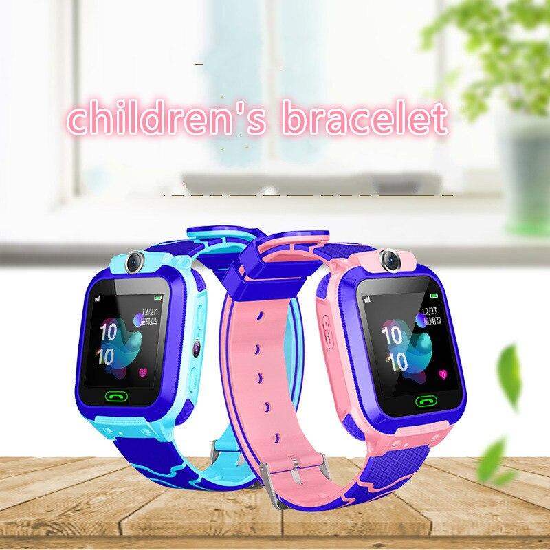 Long Standby Phone Watch Different Language Children's Bracelet Intelligent Positioning Watch
