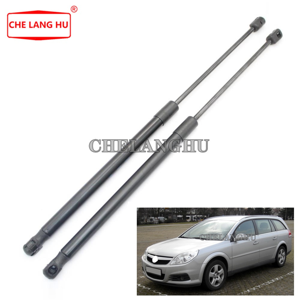 2pcs For Opel  Vectra C Hatchback 2002 2003 2004 2005 2006 2007 2008 2009 Car-styling  Gas Trunk Tailgate Shock Strut Lifter