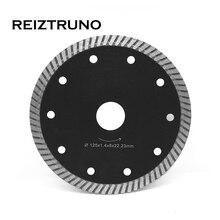 REIZTRUNO 5 горячий отжатый спеченный Турбо оправы алмазной пилы плитки режущий диск для резки керамогранита,керамической плитки,мраморной плитки