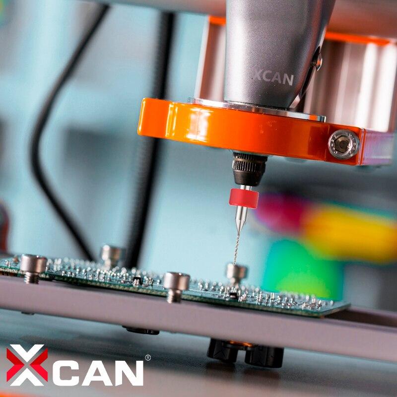 XCAN 10 vnt / rinkinys 0,7 mm Importuoti karbido PCB gręžimo - Grąžtas - Nuotrauka 5