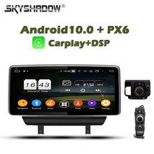 Carplay PX6 Auto DVD Player DSP 10.25
