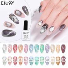 Elite99 10 мл Galaxy Platinum Магнитный Гель-лак для ногтей кошачий глаз Гель-лак голографический Блестящий Светодиодный УФ-гель лак для ногтей