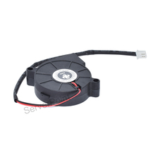 Blower Humidifier CDM5015S Cooling-Fan DC 12V 5CM 50--50--15mm Spray 2-Wires Genuine
