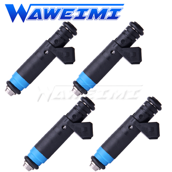 WAWEIMI 4 Pieces Fuel Injector OE F127B00418 850cc For V8 LT1 LS1 LS6 Flow Matched Engine