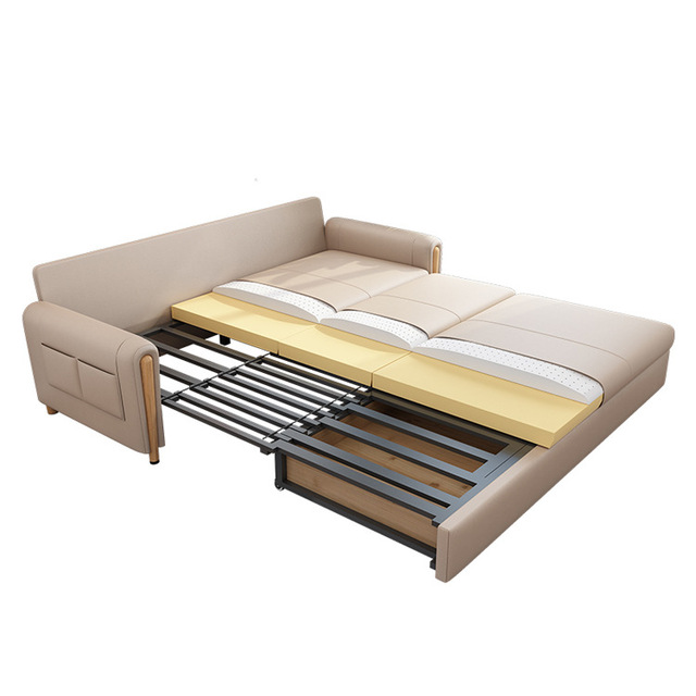 Northern European-Style Sofa Bed  5