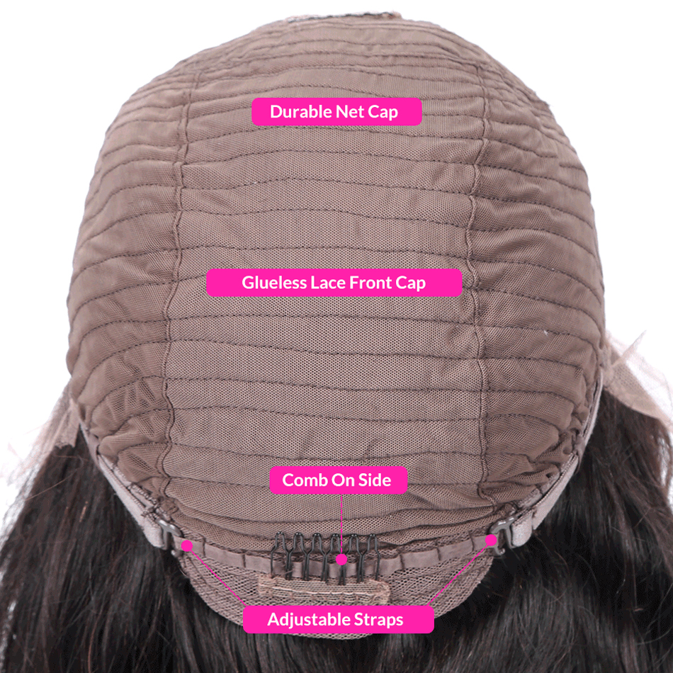 13x4-Yaki-Straight-Bob-Lace-Front-Wigs-Pre-Plucked-Bleached-Knots-Glueless-Remy-Brazilian-Short-Human (2)