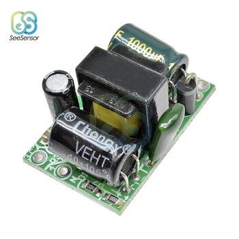 Convertidor Buck AC-DC CA 220V a 3,3 V 5V 9V 12V 24V 150mA 400mA 450mA 500mA 700mA CC paso abajo transformador fuente de alimentación módulo