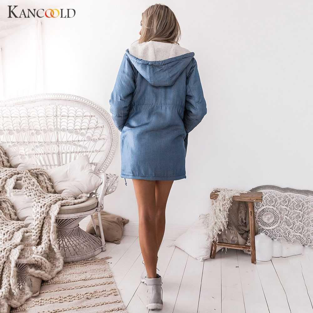 2019 женская джинсовая куртка, большие размеры, однотонные джинсовые пальто с длинными рукавами, непромокаемая Женская куртка с капюшоном, Женская ветрозащитная обычная куртка