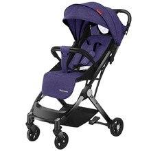 2019 novo simples dobrável carrinho de bebê