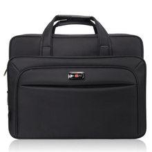 Деловой портфель большой вместимости сумка для ноутбука мужская