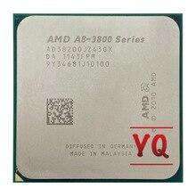 AMD A8-Series A8-3820 2.5 A8 3820 GHz Quad-Core CPU Processor AD3820OJZ43GX Socket FM1