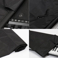 Electronic Digital Piano Keyboard Cover Dustproof Durable Foldable For 88 61 Key TUE88 Piano Covers     -
