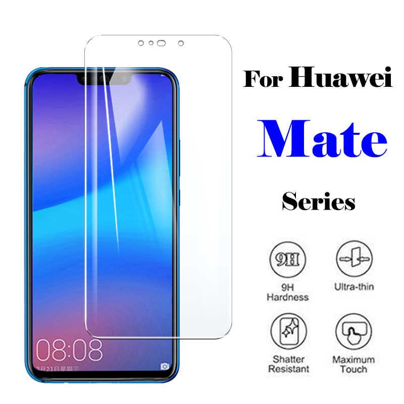 สำหรับ Huawei Mate 10 20 Lite Pro Protector แสง Pantalla En Huawei ป้องกันฟิล์มแก้ว Mate20 Lite 20 lite 20 Lite Tremp