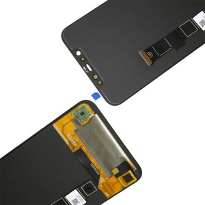 Image 4 - Original 6.21 Amoled Display with frame for Xiaomi MI8 Mi 8 Global LCD Touch Screen Digitizer Assembly Replacement Parts