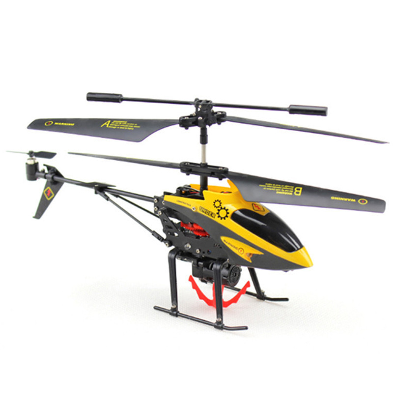 Genuine Product Weili V388 Multi-functional Helicopter Airplane 3.5 Way Basket Remote Control Aircraft Unmanned Aerial Vehicle A