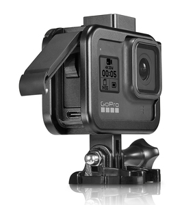 Image 3 - Suitable for Gopro Hero 8 Gopro 8 aluminum alloy protective frame Gopro Hero 8 protective shell frame base accessories