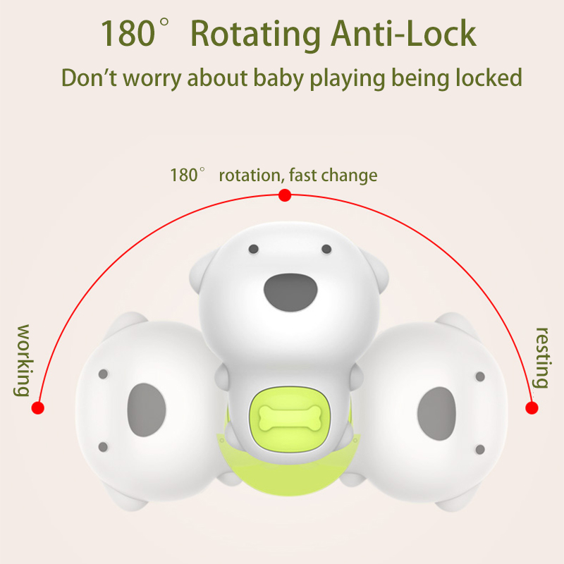 Durable Safety Cushion Childproof Bumper Door Pad Door Blocker Anti Clip Hand Toys Decoration Baby Safety