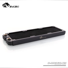 Bykski B RD360 TN 360mm 3 x 12cm Copper Radiator Liquid Water Cooling