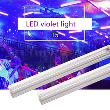 AC 220V black light bar lighting LED purple light bar party club disco lights decoration Christmas indoor stage effect lights