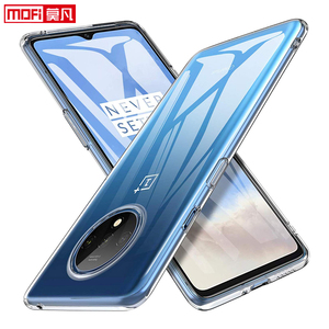 clear case for oneplus 7t case OnePlue 7T Pro transparent cover Ultra-thin soft back tpu silicon slim MOFi oneplus 7t coque case(China)