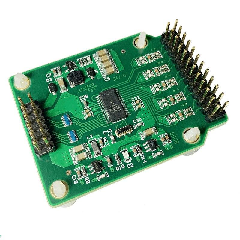ADS1263 32Bit High-precision ADC Module / 24Bit + 32Bit Dual ADC / Analog-to-digital Conversion 38.4ksps