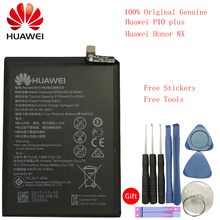 Hua Wei Original HB386589ECW 3650mAh Rechargeable Li-ion Phone battery For Huawei P10plus P10 PLUS Smart Mobile Phone hua wei hb386589cw original replacement phone battery for huawei p10 plus rechargeable li ion battery 3650mah free tools