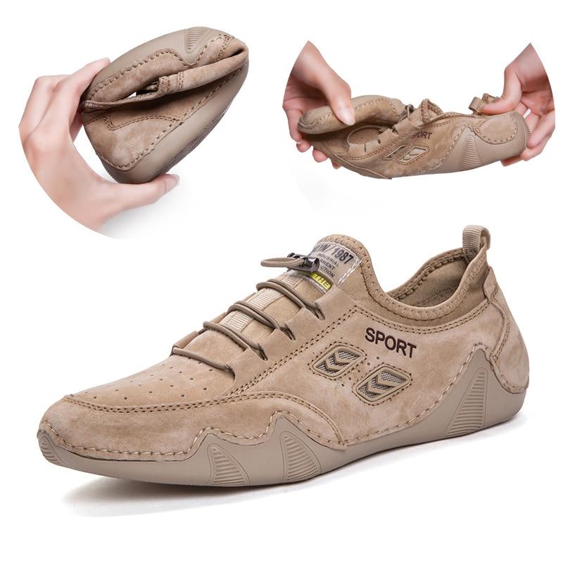 2020, zapatos casuales para hombres, mocasines de cuero genuino suave, zapatos planos de marca de moda para hombres, cómodos zapatos casuales, zapatillas de deporte de moda para hombres Marca DEKABR, mocasines suaves de estilo veraniego a la moda para hombres, zapatos de piel auténtica de alta calidad, zapatos planos para hombres, zapatos de conducción Gommino