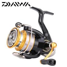 Spinning Reel Fishing-Tackle Saltwater Daiwa Crossfire Metal Long-Casting 1000 2000 6000