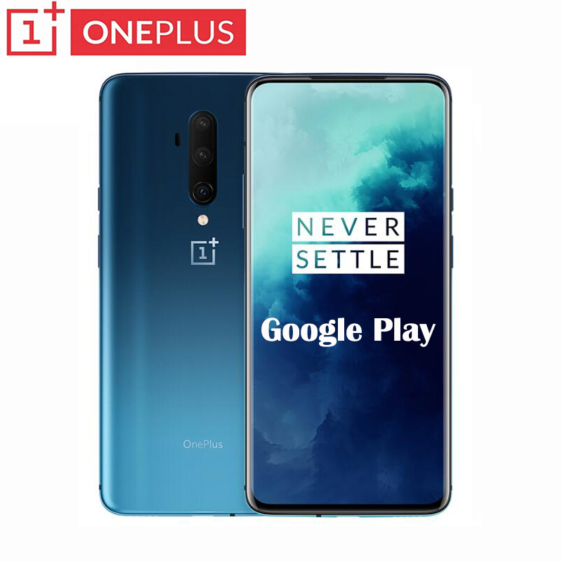 Original Official OnePlus 7T Pro 8G 256G Snapdragon 855 Plus 6.67'' Fluid AMOLED Screen 48MP Triple Cam 4085mAh Global ROM|Cellphones| - AliExpress