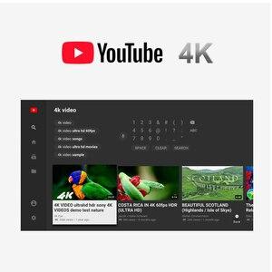 Image 5 - 2020 Androidtv 9.0 جوجل معتمد KM9 برو 4GB 32GB أندرويد 9.0 صندوق التلفزيون Amlogic S905X2 دعم يوتيوب 4K المزدوج واي فاي مجموعة صندوق