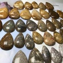 Coral jade agate pendant men and women jewelry diy  wholesale
