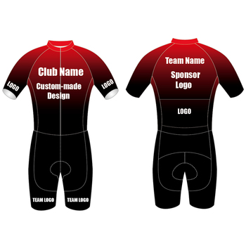Factory Custom Triathlon Sport Skinsuit Ropa Ciclismo Pro Jumpsuit Cycling Running Swimming Tri Suit One Piece Sets
