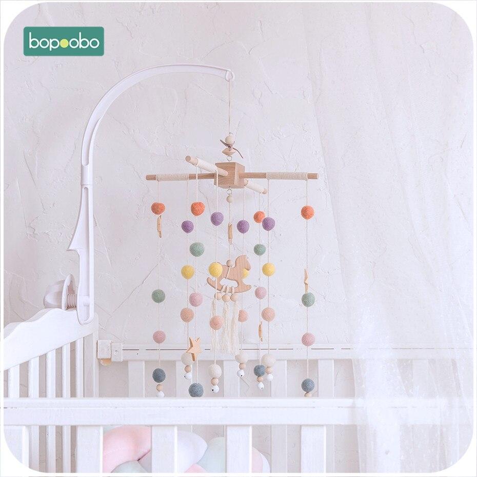 Bopoobo Cama Pendurada Chocalhos Do Bebê Brinquedos