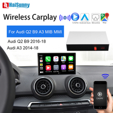 Wireless Carplay Support Smart Multimedia Bluetooth navigation  interface Reverse Touch Screen Car play For Audi A3 8V 8P Q2 B9