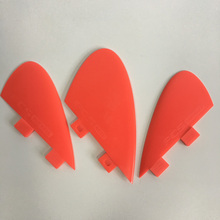 FCS Keel surf fin for river surfing and white water surfing