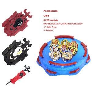 Image 3 - 2020 Nuovo Caldo Genuino Takaratomy Beyblade GT B 157 B 155 Scoppio Genesis Dio Spin Spin Spinner Giocattolo