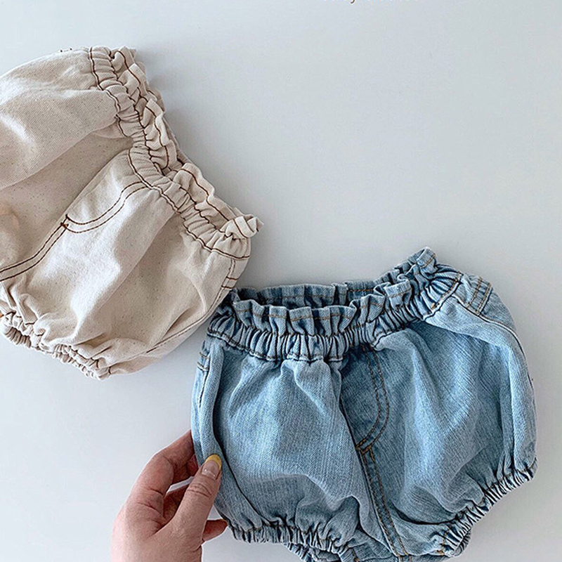 Children Shorts Kids Dnim Shorts for Girls Baby Girl Shorts Jeans Hot Design Summer Cotton Teenage Boys Clothes Girl Clothing 1