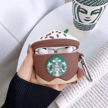 For Apple AirPods Pro 2 1 Case 3D Coffee Ice Cream Case Cover For AirPods Pro Protective Earphone Cover for AirPods 2
