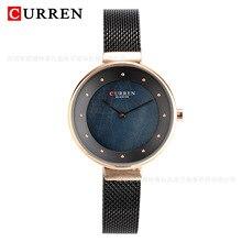 Popular, regalo de moda, nueva tendencia de estilo wang dai biao, reloj de cuarzo resistente al agua para mujer, reloj de pulsera informal para mujer