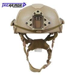 NOUS. NIJ niveau IIIA militaire casque pare-balles tactique militaire formation Combat casque balistique