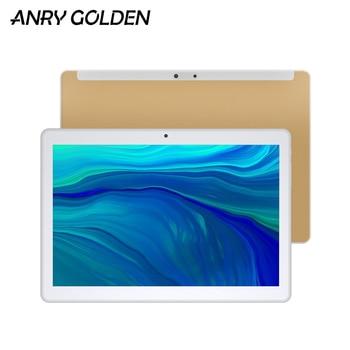 ANRY Original 10.1 inch Tablet Pc Android 8.1 Google Market 4G LTE Phone Call Dual SIM Cards WiFi GPS Bluetooth 2GB RAM 32GB ROM 9 6 inch mtk6592 octa core 2gb 32gb android4 4 3g phone call tablet pc dual sim gps otg