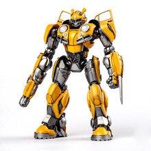 8cm hasbro transformadores bumblebee anime ação & brinquedo figuras modelo brinquedos para crianças