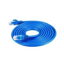 Высокоскоростной Ethernet-кабель RJ45 1/2/3/5/10/15/20 м, сетевой шнур LAN, Интернет-сетевой кабель, шнур, провод, линия, синий Rj 45 Lan CAT5