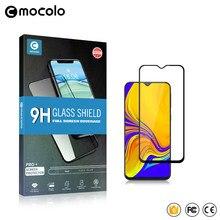 Mocolo 2.5D 9H de la cubierta completa de templado de vidrio de película para Samsung Galaxy A10 A20 A30 A50 A30S A50S 2019 10 20 30 50 30S de 32/64 GB