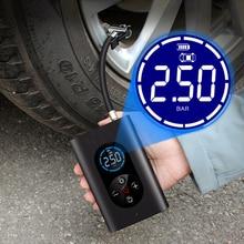 Car-Tire-Balls Air-Inflator-Pump Electric Smart Portable Wireless 150psi for Unique-Parts