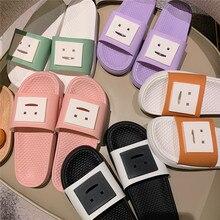 2021 Zomer Womens Slippers Slip Op Huis Indoor Bad Anti Licht Platte Schoen Antislip Leuke Multi Color Opties Slipper Slides