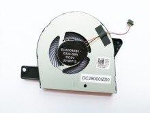 Новинка, оригинальный радиатор охлаждения вентилятора для Dell Latitude 5580, модель 0C5F86 C5F86 cn-0C5F86 DC28000IZS0